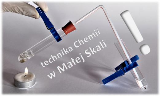 O technice chemii w małej skali
