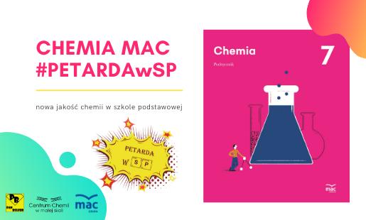 chemia mac #PETARDAwSP